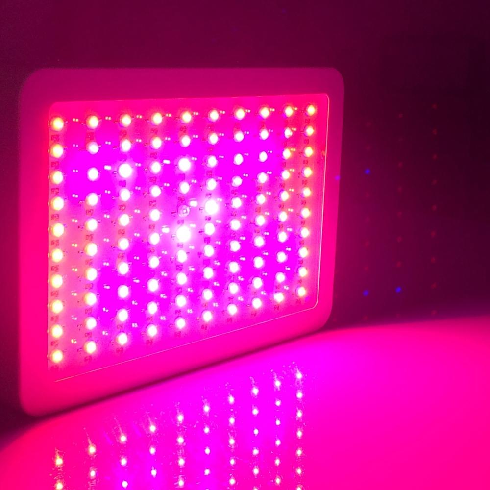 Светодиодная лампа для роста растений HYG05-MINI-100X3W-W (112-105) - 4