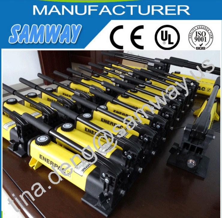 Ручной станок для обжима РВД SAMWAY P16HP (108-135) - 7