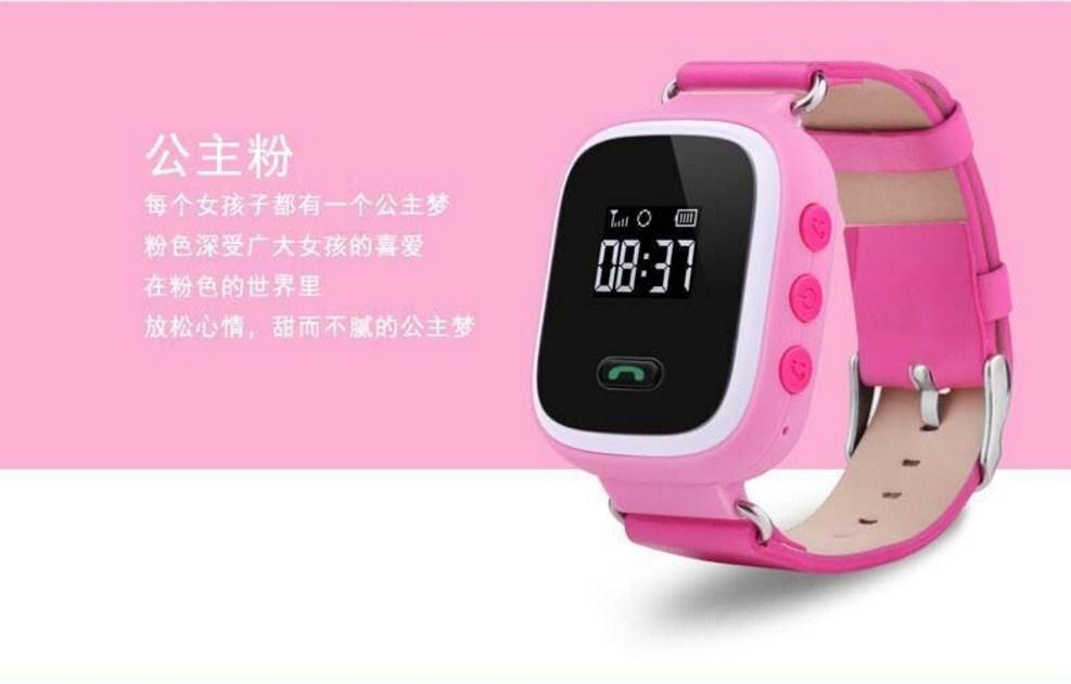 Детские смарт-часы GPS SH-01 (123-104) - 9