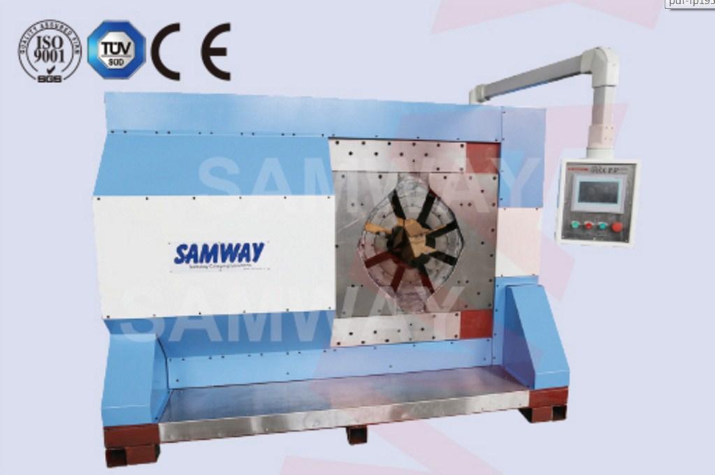 Индустриальный обжимной станок РВД - SAMWAY FP195 (108-173) - 3