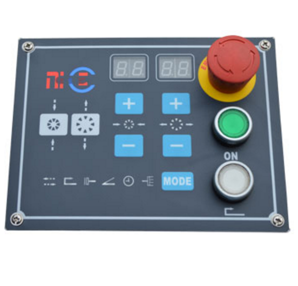 Станок для обжима РВД NS-120F (108-111) - 2