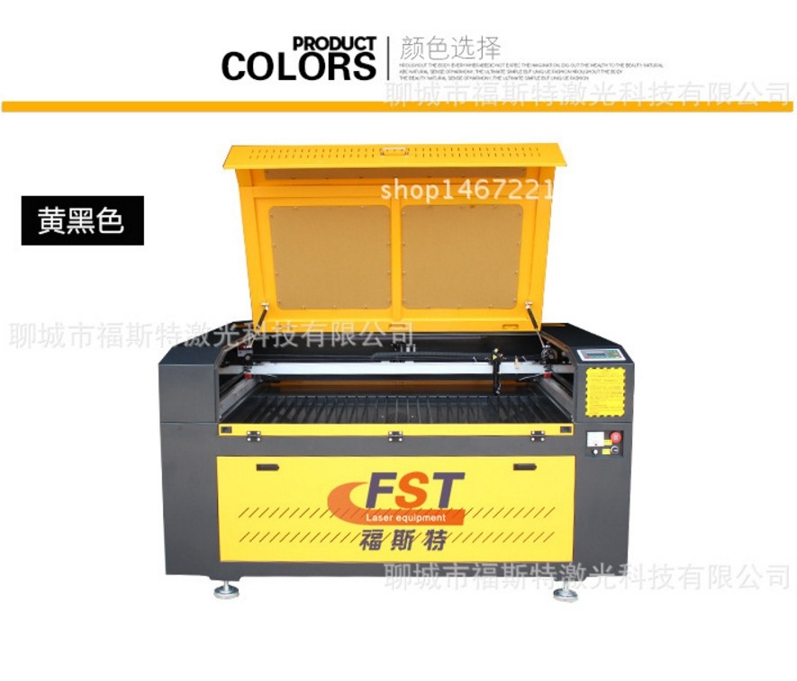 Станок для лазерной резки FST-1390 (103-118) - 6