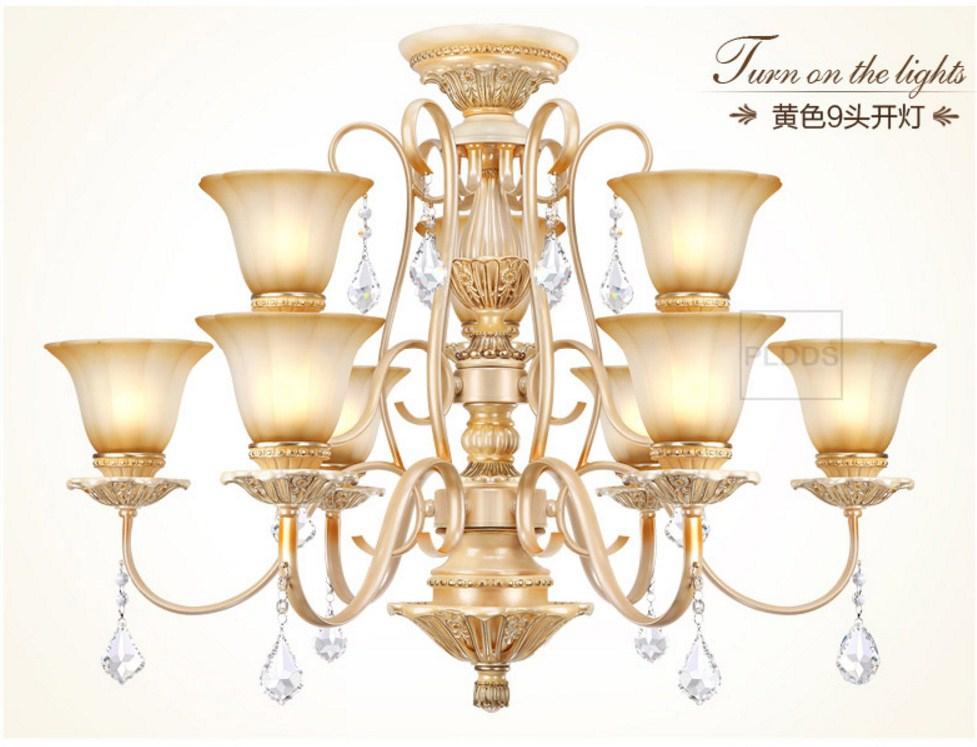 Люстры в стиле ретро Plymouth Dili Lighting 8202 - Цвет 8 (101-232) - 5