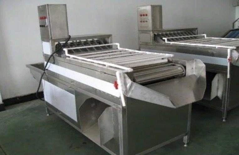 Машина для очистки яиц MT-200 (111-130) - 5