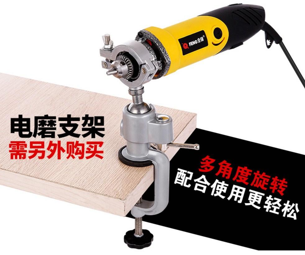 Электрическая прямая шлифовальная машина FENG Т60 (131-113) - 14