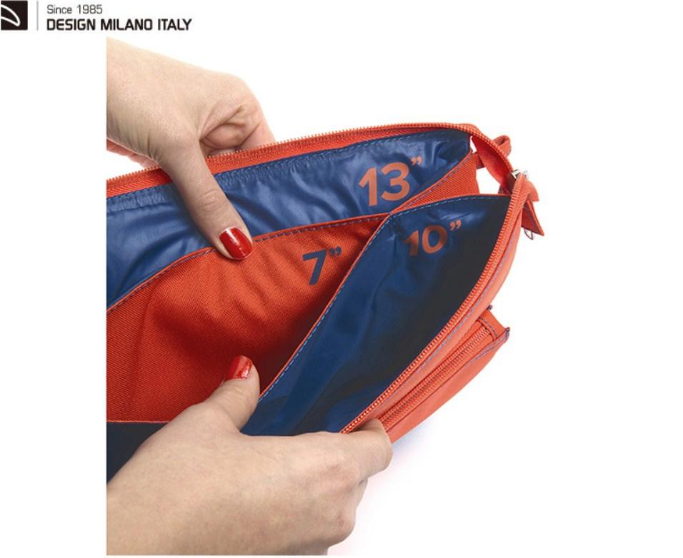 Женская сумка для ноутбука 13.3 дюйма Tucano BLAM (127-103) - 13