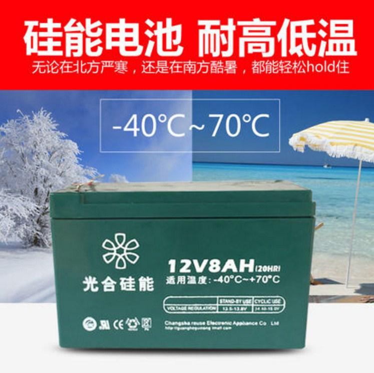 Кремниевая солнечная батарея GHGN-G12V8AH (120-110) - 10