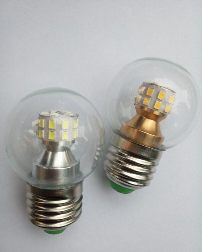 Лампа пожаробезопасная с металлическим корпусом LED-E27-5W-7W-2835 (101-218) - 6