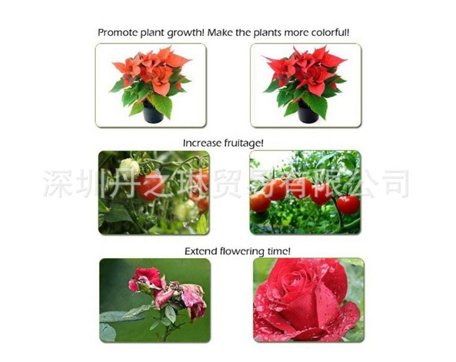 Светодиодная USB лампа для роста растений с зажимом Dan of Lin - plant-002-8W (112-122) - 5