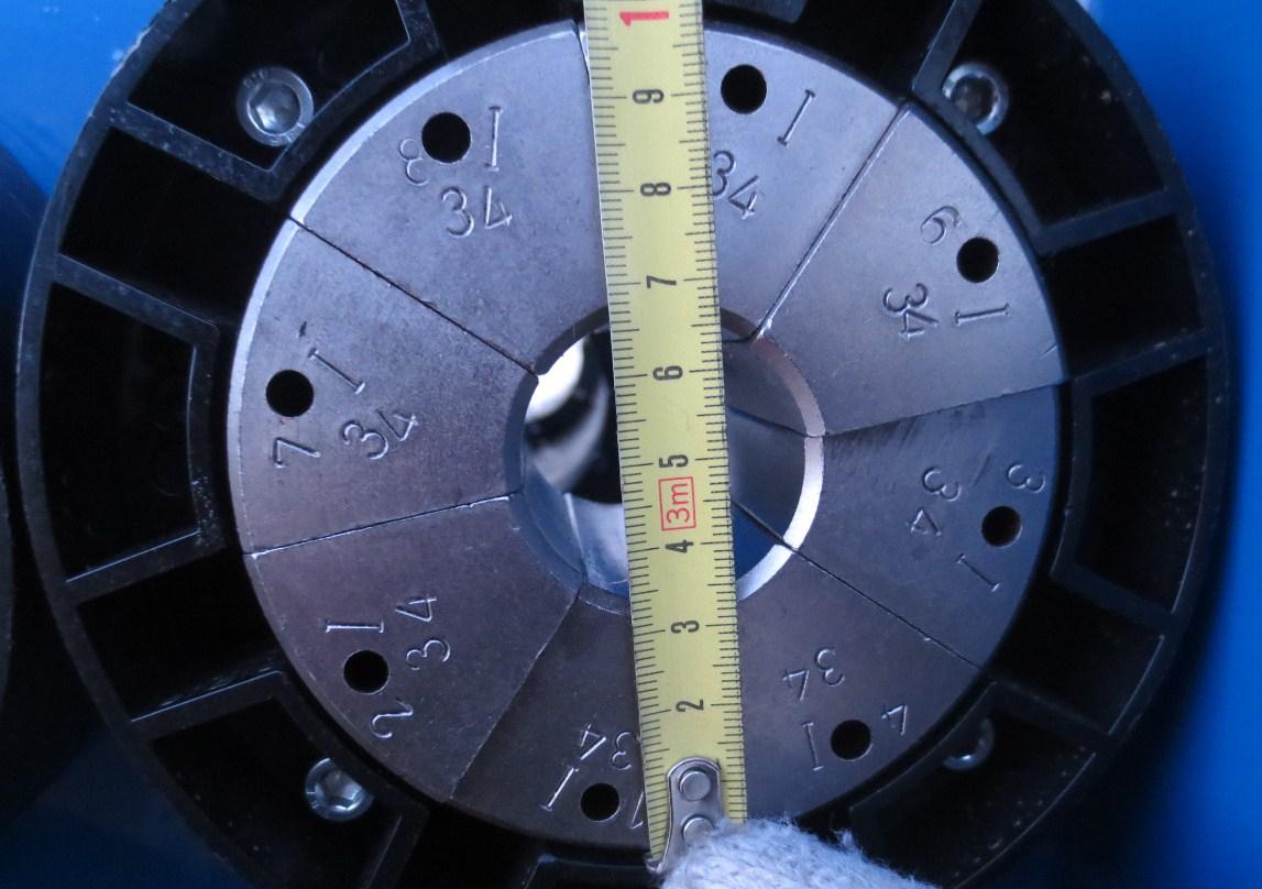 Станок для обжима РВД SAMWAY P32Q (108-147) - 13