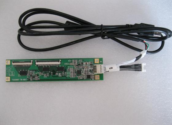 """Сенсорный емкостной экран 10,1"""" GreenTouch GT-CTP10.1, мультитач, USB (133-114) - 4"""