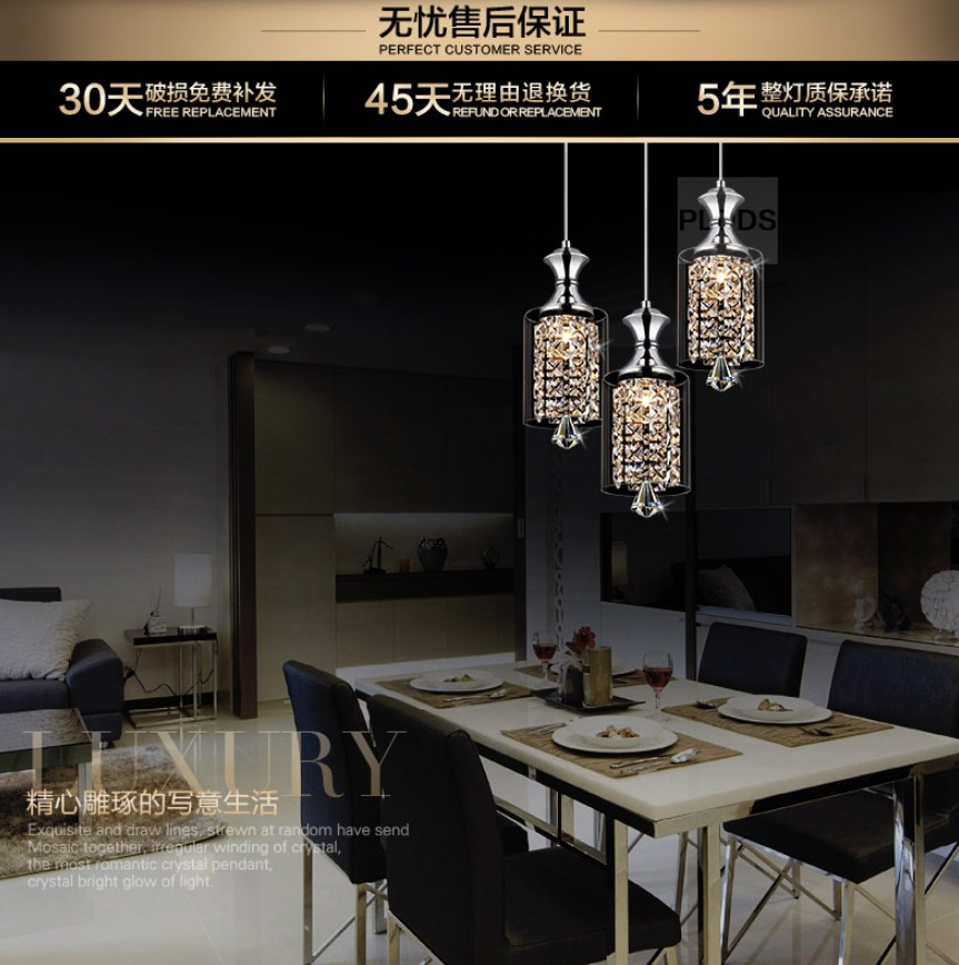 Тройной светильник Plymouth Dili Lighting LED-6002 (101-236) - 2