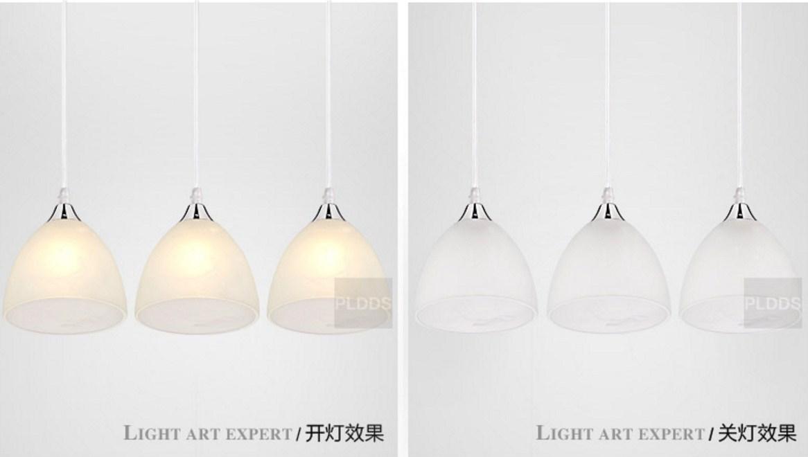 Тройной потолочный светильник Plymouth Dili Lighting LED-5101 (101-249) - 5