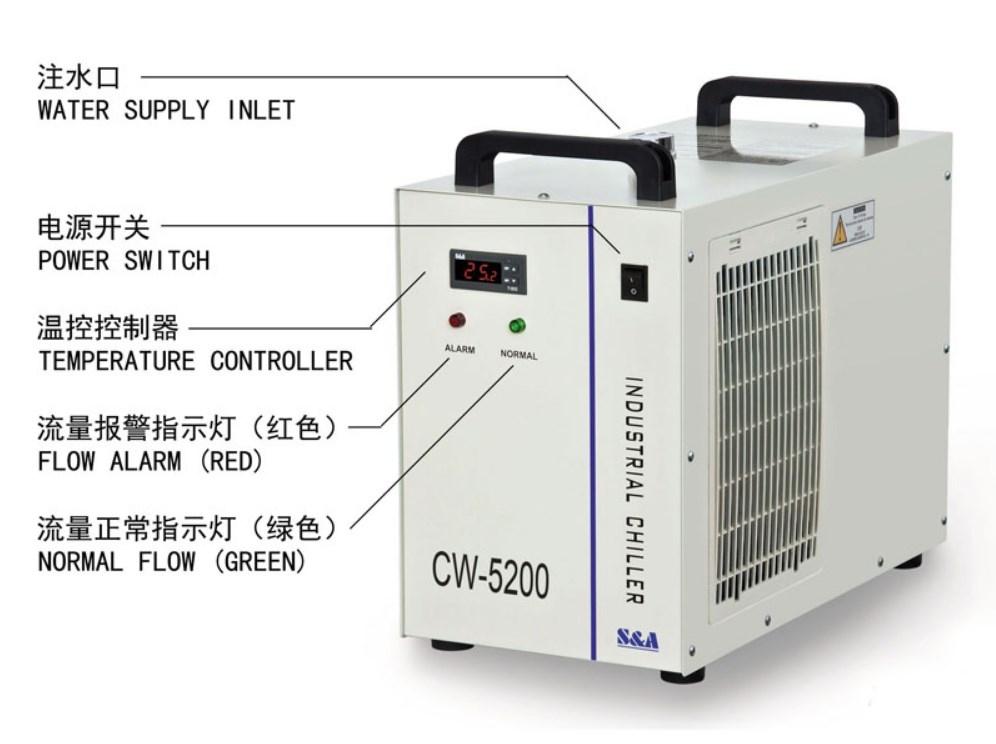 Чиллер CW-5200 (103-127) - 2