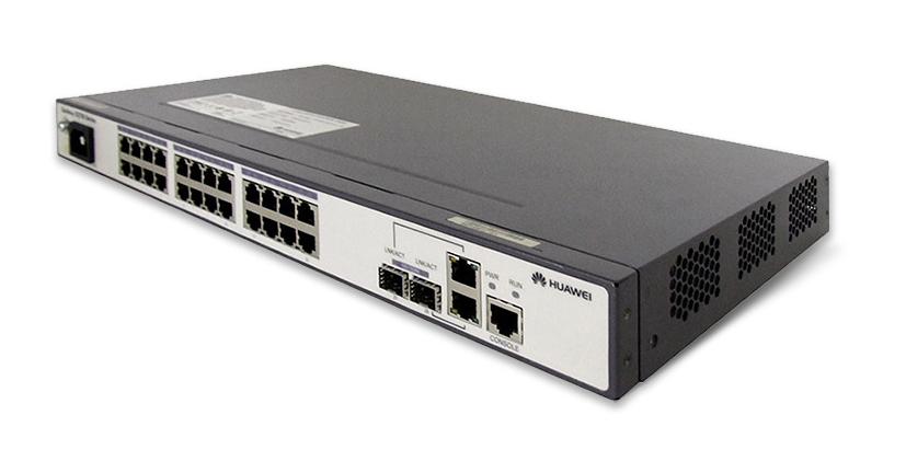 Коммутатор Huawei S2700-26TP-SI-AC (134-110) - 1