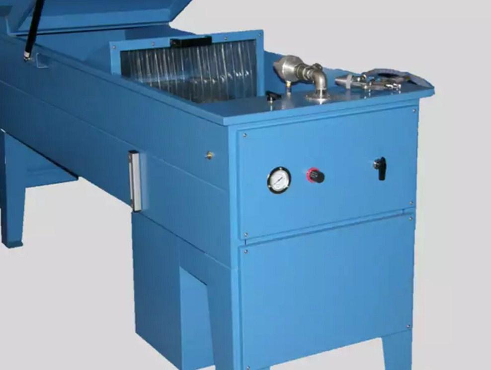 Станок для чистки РВД RIVAFLEX JS200-H (103-118) - 3