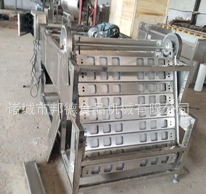 Машина для очистки куриных яиц BD-6000 (111-127) - 3