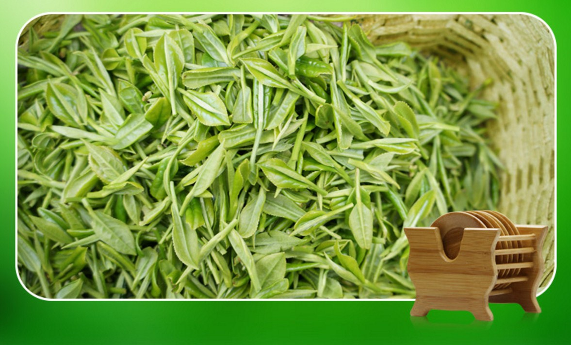 Зеленый чай Qing Cheng Tang Longjing tea (121-101) - 15