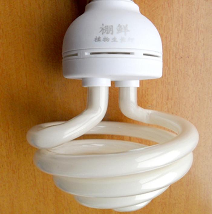 Энергосберегающая лампа для роста растений HBWJIA-E27 (112-117) - 3