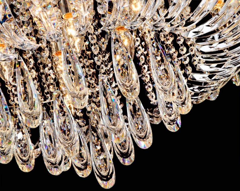 Хрустальные люстры Plymouth Dili Lighting 7018 (101-226) - 12