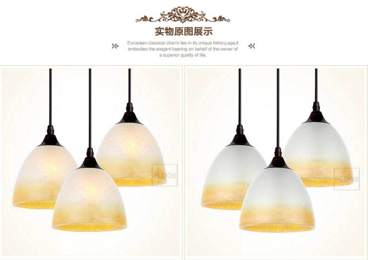 Тройной потолочный светильник Plymouth Dili Lighting LED-5101 (101-249) - 8