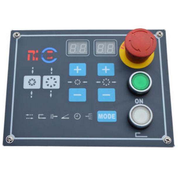 Станок для обжима РВД NS-32C (108-107) - 2