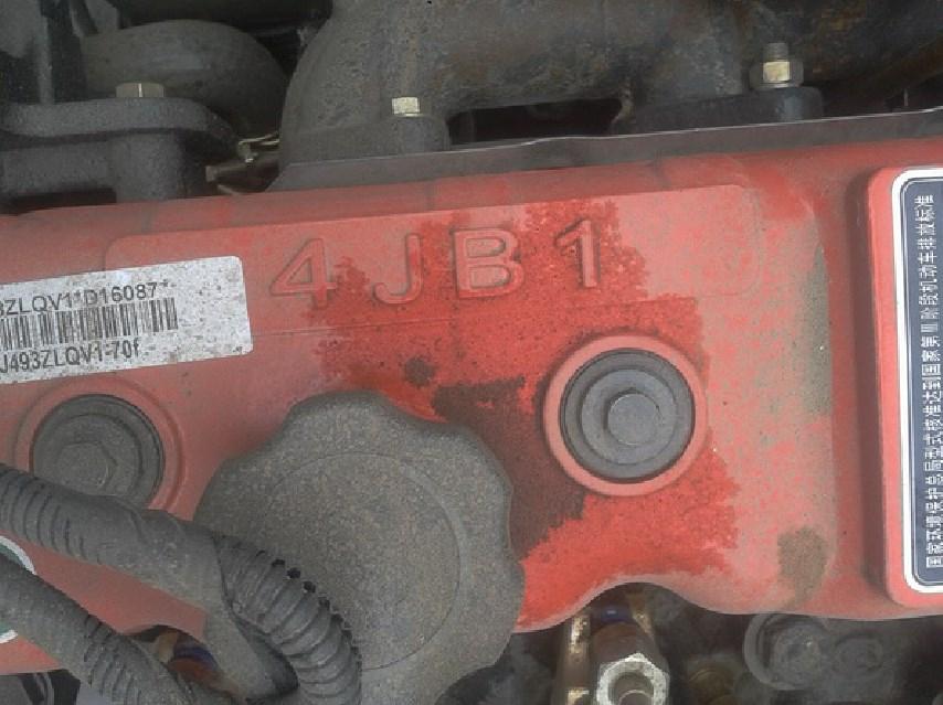 Двигатель дизельный ФОТОН BJ493ZQV1 на базе ISUZU (106-102) - 1