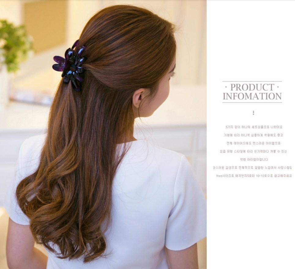 Заколка для волос ZHANG TAITAI D538 (124-114) - 7