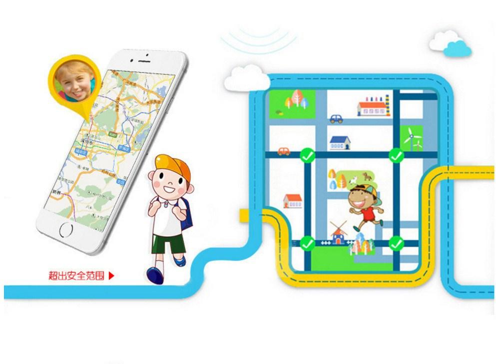 Детские смарт-часы GPS SH-01 (123-104) - 14
