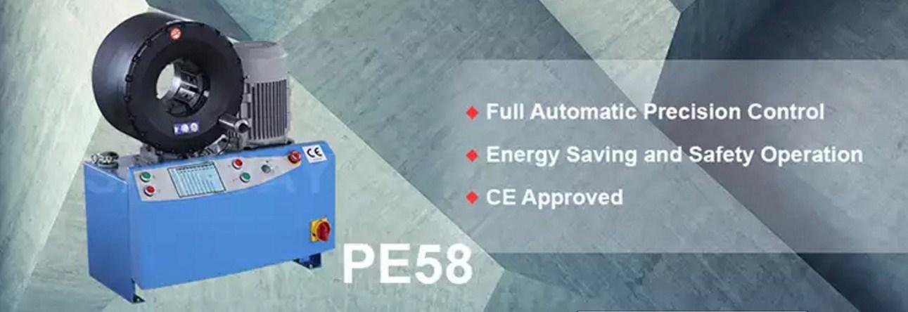 Обжимной станок РВД высокой точности - SAMWAY PE58 (108-171) - 1