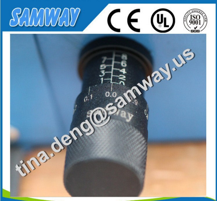 Ручной станок для обжима РВД SAMWAY P20HP (108-136) - 7