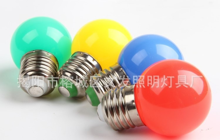 Лампа светодиодная  разных цветов LED-Е27-WF-S36C (101-212) - 4