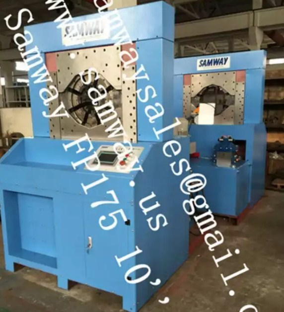 Обжимной станок РВД производственный - SAMWAY FP175 (108-161) - 4