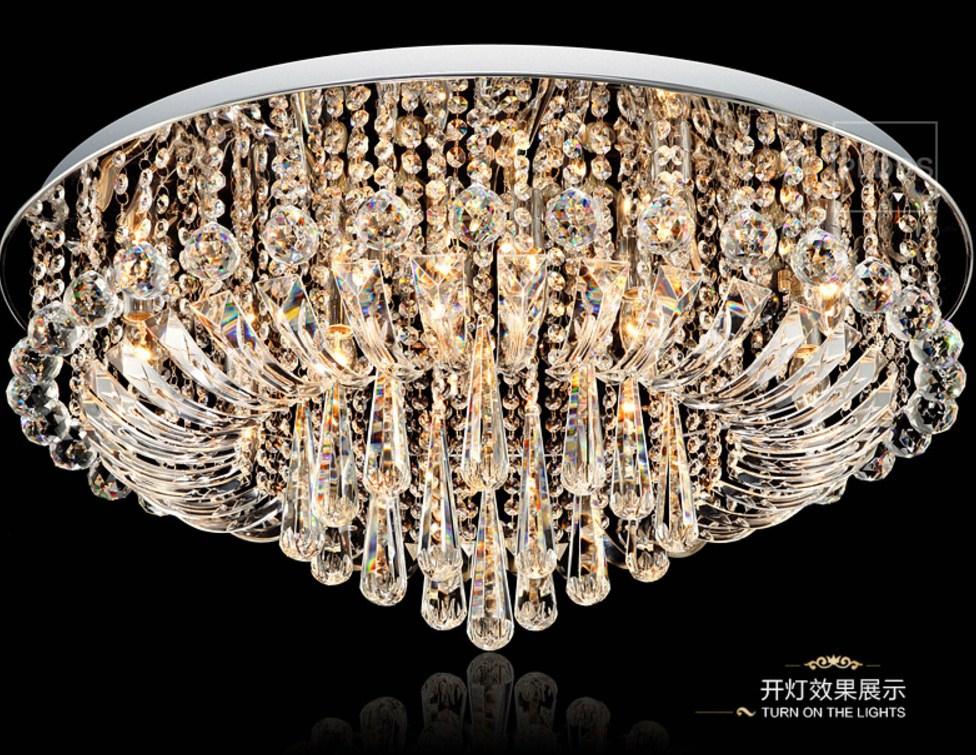 Хрустальные люстры Plymouth Dili Lighting 7018 (101-226) - 8