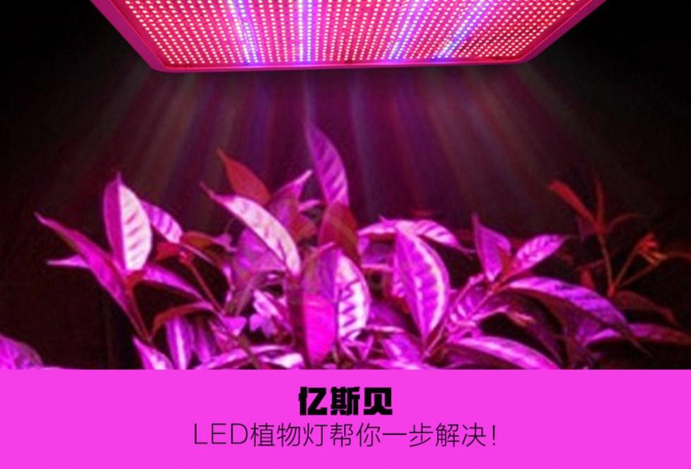 Светодиодная лампа для роста растений Billion Si Bei ZW0139-00-0 на 300 Вт (112-119) - 8