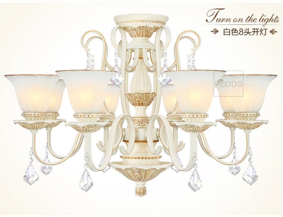 Люстры в стиле ретро Plymouth Dili Lighting 8202 - Цвет 8 (101-232) - 6