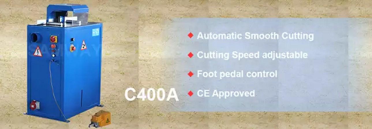 Отрезной станок для РВД SAMWAY C400A (108-182) - 1