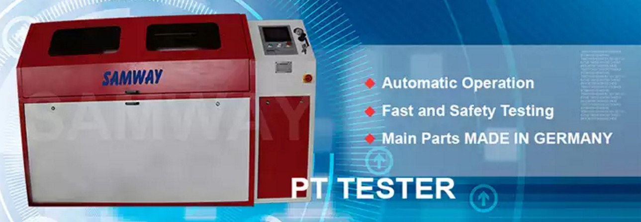 Стенд для испытания РВД - SAMWAY PT1000 (108-194) - 1