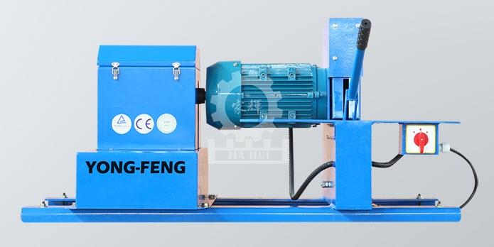Окорочно - отрезной станок РВД YONGFLEX  QGBJ-51, YONG-FENG FI51 (108-208) - 2