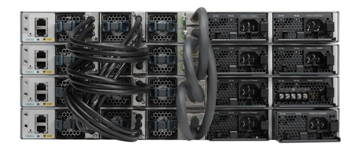 Коммутатор Cisco Catalyst C3850-48T-E (134-200) - 7