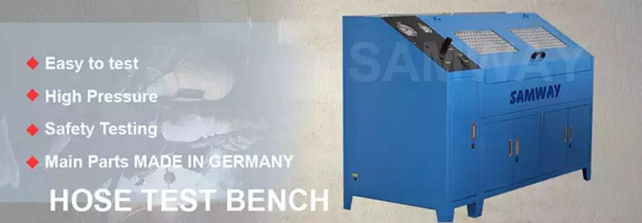 Стенд для испытания РВД - SAMWAY T500 (108-187) - 2