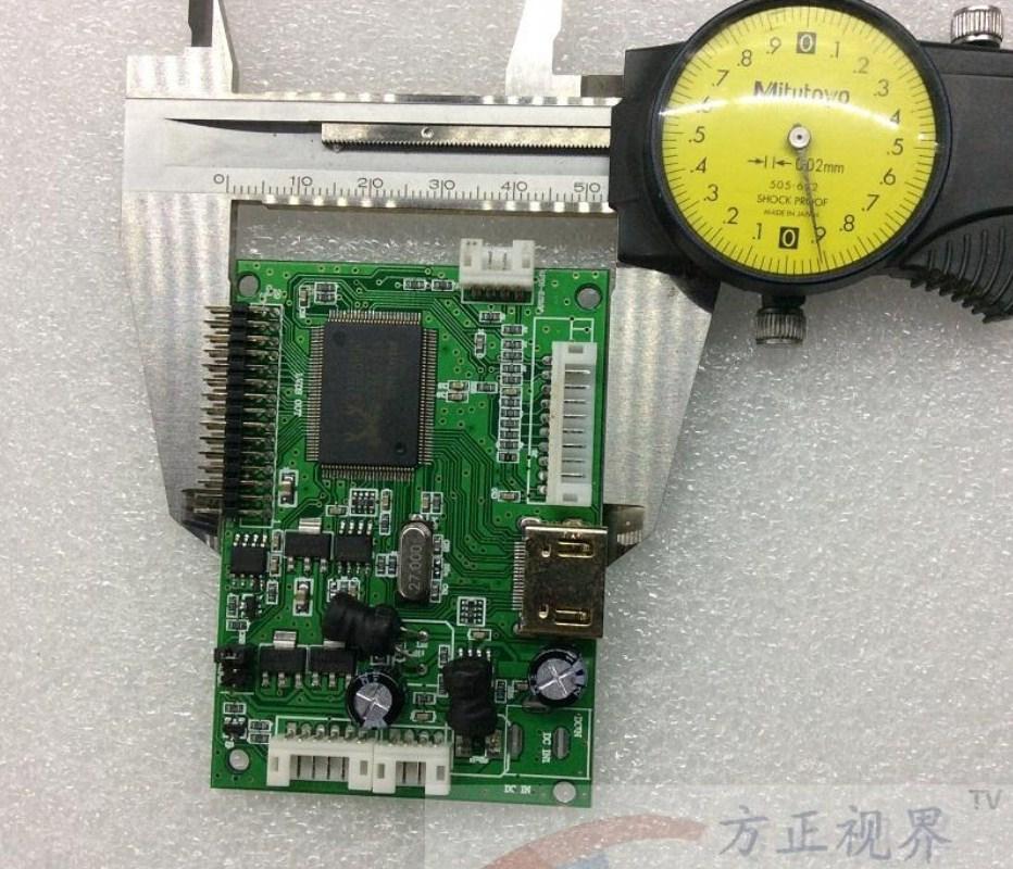 Контроллер экрана LVDS-HDMI converter PCB800661 (133-102) - 2