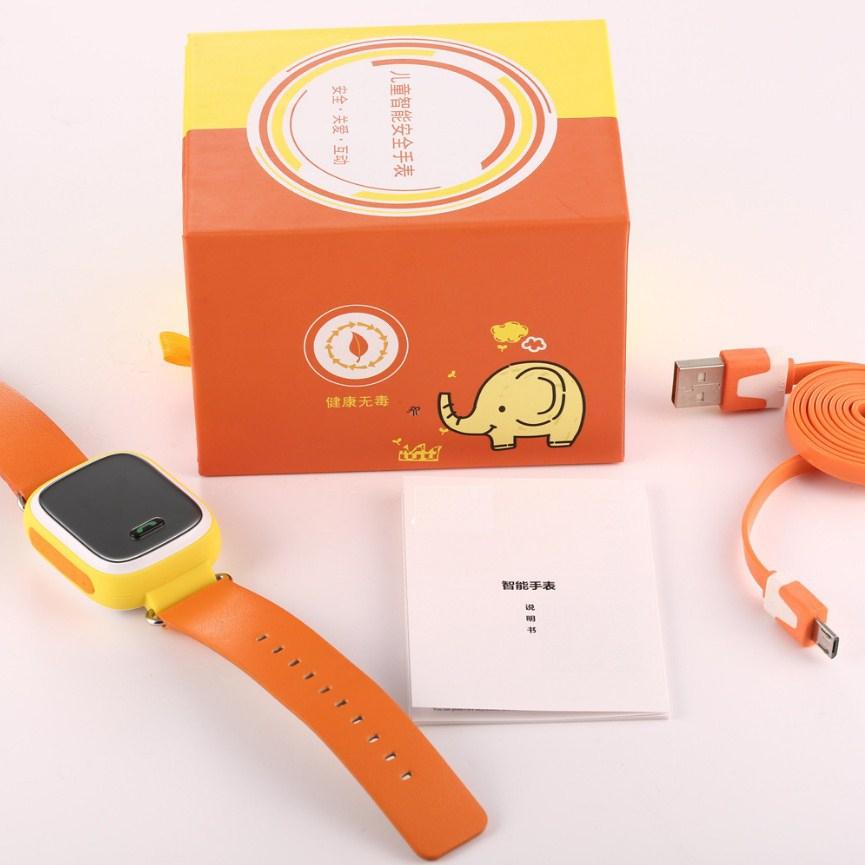 Детские смарт-часы GPS SH-01 (123-104) - 16