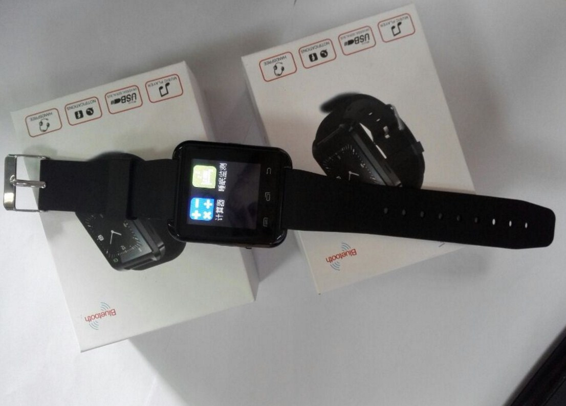 Смарт часы Bluetooth U8 Smart Watch MTK6261 (123-100) - 9