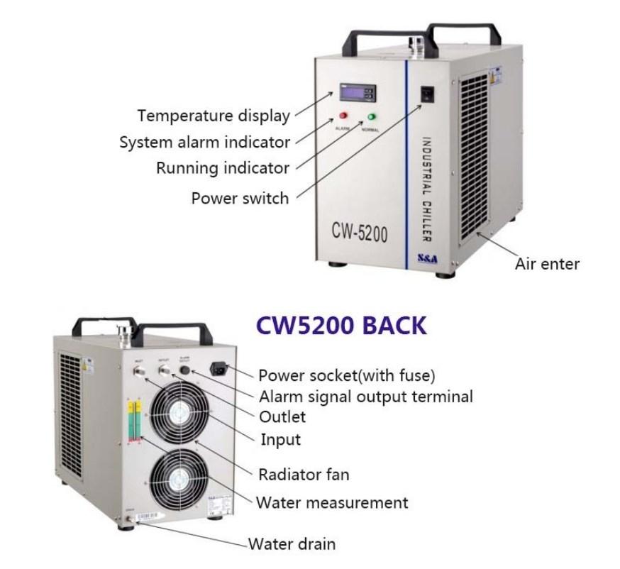 Чиллер CW-5200 (103-127) - 4