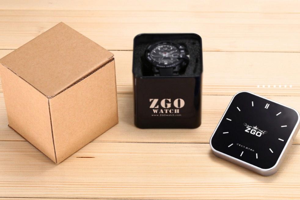 Водонепроницаемые электронные спортивные часы ZGO WATCH A316Z-X (123-108) - 16