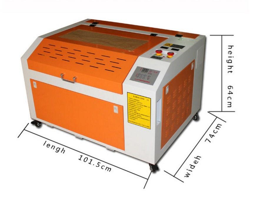 Лазерный станок - гравер JULONG JL-K6040 (103-110) - 8
