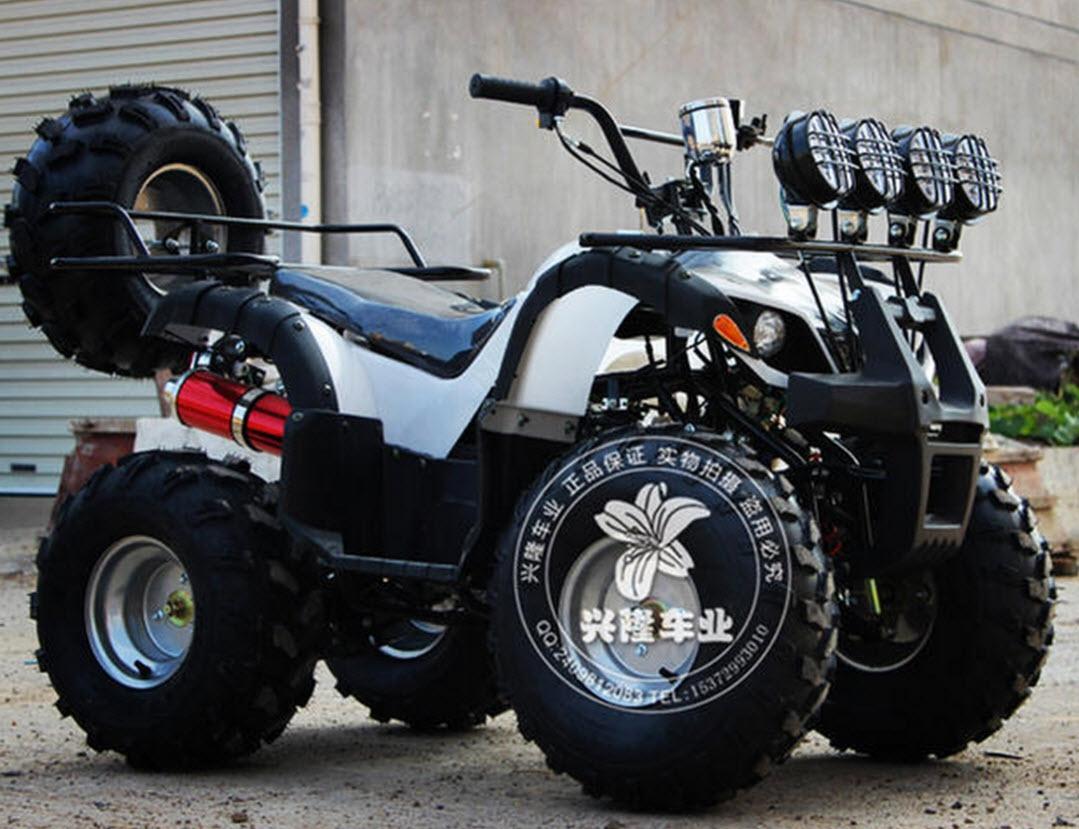 Квадроциклы - 13