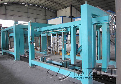 Линии для производства газобетонных блоков - 1