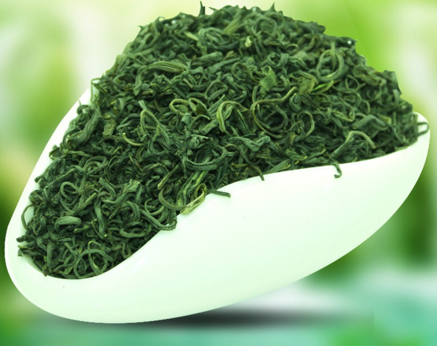 Новый зеленый чай 2016 Qing Cheng Tang (121-102) - 1